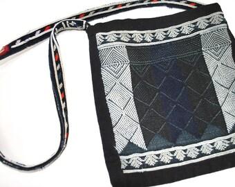 Vietnamese Dao Emboidered Bag