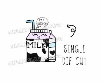 Milky Babe Die Cut