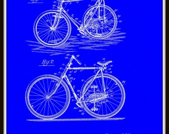 Merrow Bicycle Patent #640680 dated January 2, 1900.