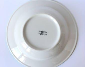 Alexander Girard La Fonda del Sol Restaurant Tableware Soup Bowl / Sald Plate - Eames Herman Miller Era - Perfect Gift