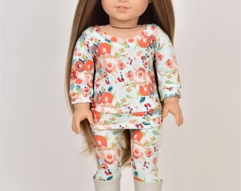 Pullover 18 inch doll clothes Hip Length