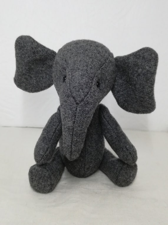 Sasha the Elephant
