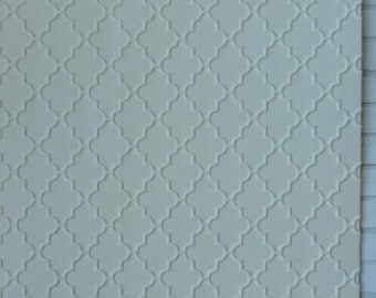 Mosaic Embossed Cardstock, Embossed Sheets, Embossed Card Fronts