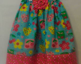 Toddler pillowcase dress, size 2-3T