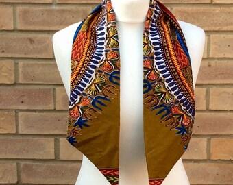 African print headties, Headwraps
