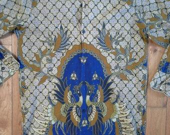 Vintage Indonesian Shirt