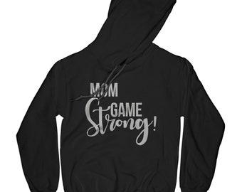 Blessed mom hoodie single mom gift wife gift mom game hoodie feminist hoodie independent hoodie mom gift   APV29