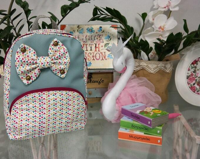 Baby School Ciel Triangle Backpack