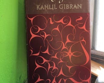 1976 The Prophet by Kahlil Gibran