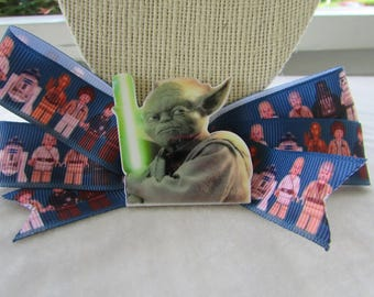 Star Wars Yoda Hair Bow