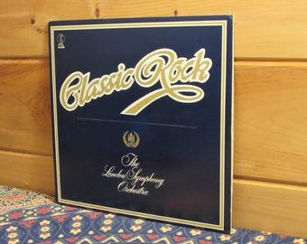 The London Symphony Orchestra And The Royal Choral Society - Classic Rock - 33 1/3 Vinyl Record