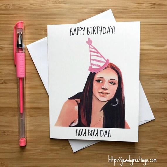 Funny ratchet girl birthday cardinternet memes pop culture like this item bookmarktalkfo Choice Image