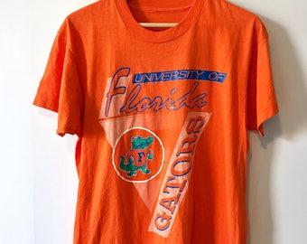 Vintage 80's University of Florida T-shirt