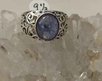 Kyanite Ring Size 9 1/2