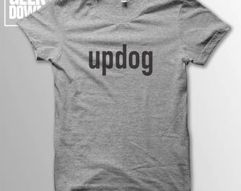 Updog *What's Updog* t-shirt tee // funny t-shirts / t-shirt funny / funny shirt / sarcasm t-shirt / what's up dawg / what's up with you