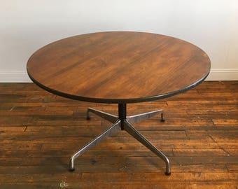 Herman Miller Eames Aluminum Group Dining Table
