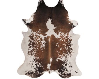 Cowhides Rug UK - Salt and Pepper Cowhide - Bespoke Cowhide