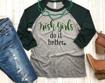 Irish shirts | Etsy