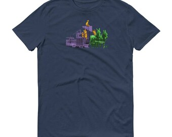 LowBeeTees Dust Bowl Harvest Tee