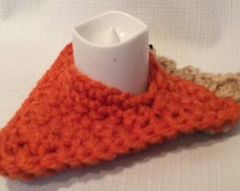 Pumpkin Pie Votive