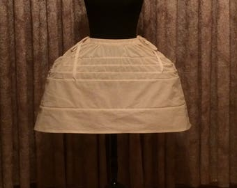 Marie Antoinette Style #1 Pannier Crinoline for 18th Century Rococo Gown Dress