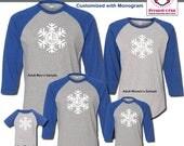 Holiday Shirts Snowflake ...
