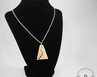 Ascension Maple Wood Necklace