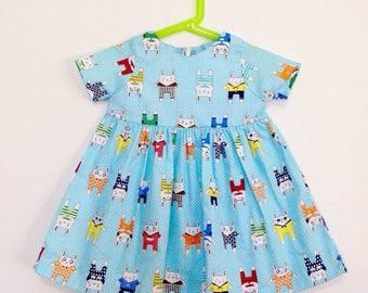 Funny bunny dress