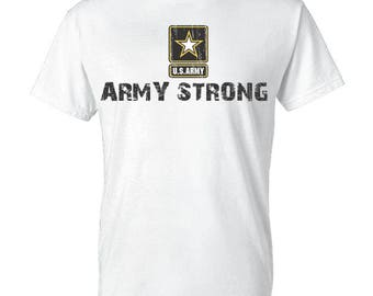 Army Strong | Army Shirts