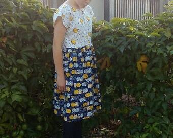 Vintage Cat Lovers dress Size XS