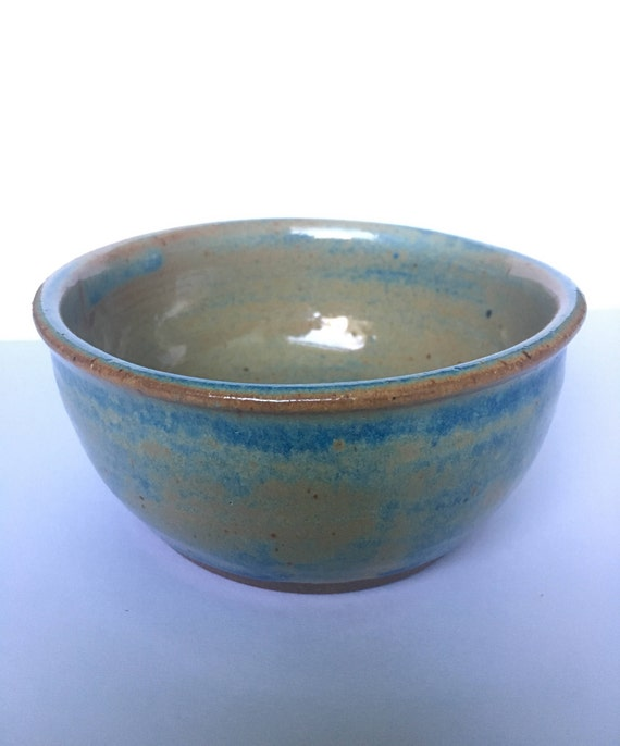 Blue Green Bowl 87