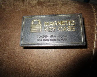 Master Lock Co. Magnetic Hide A Key Holder/Key Case