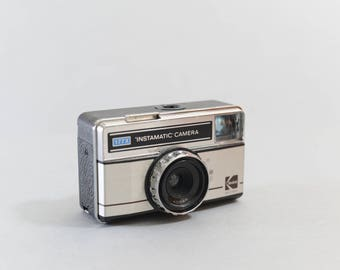 Kodak Instamatic 177x Vintage Antique Retro Old Film Photography Camera