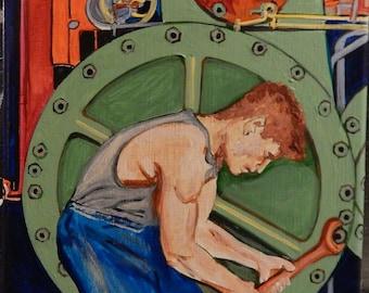 The Steamfitter