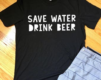 Funny beer shirt etsy for Funny craft beer shirts