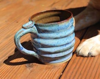 16 oz Swirled Mug