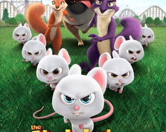 """Nut Job 2 Nutty By Nature """"B"""" 11x17 Promo Movie POSTER"""