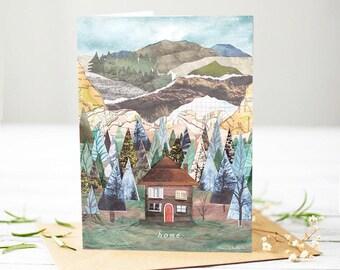 Home [Greetings Card]