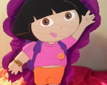 Dora the explorer piñata.  Party Decorations and Supplies. IN STOCK Available. Ready to send