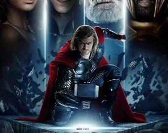 Thor Movie Magnet