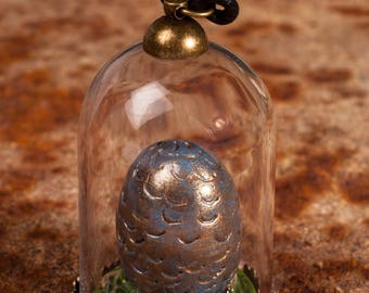 Dragon egg pendant