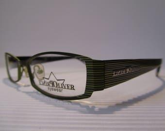 Eyeglass frame for vintage new new PO 1041 001 49 18 140