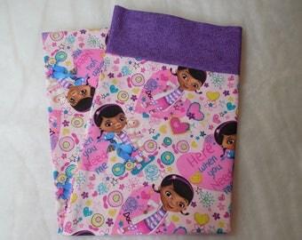 Doc McStuffins-Doc McStuffins Pillowcase-Doc McStuffins Kids Bedding-Character Pillowcase-Disney Junior Cartoon