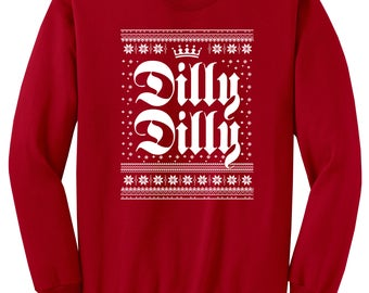 Dilly Dilly Sweatshirt, Dilly Dilly Beer T Shirt, Funny Beer Commercial, Beer Lovers, Gift For Beer Drinkers