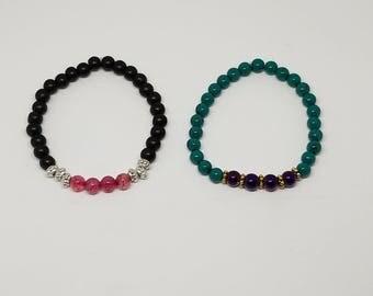 CLEARANCE Stretch Bracelet Set