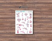 Owl Love You Forever Deco Stickers | ECLP | Happy Planner | Recollections Planner