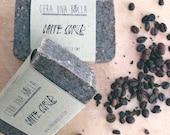 Scrub coffee soap, artisa...