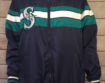 Seattle Mariners MLB Baseball Jacket