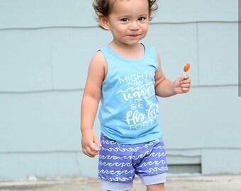 SALE// baby shorts - toddler shorts - baby shorts- harem shorts - shorties- bummies
