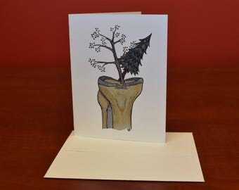 Knee Ligament Tree Card